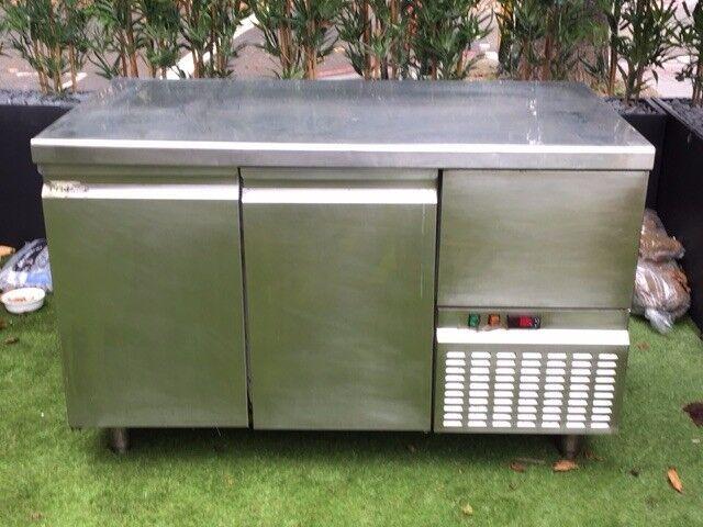 Used underconter fridge in Maida vale