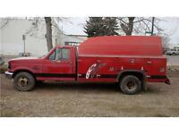 1994 Ford F-350 Chassis Cab