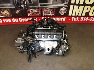 D17A HONDA VTEC 1.7L ENGINE WITH AUTOMATIC TRANSMISSION install