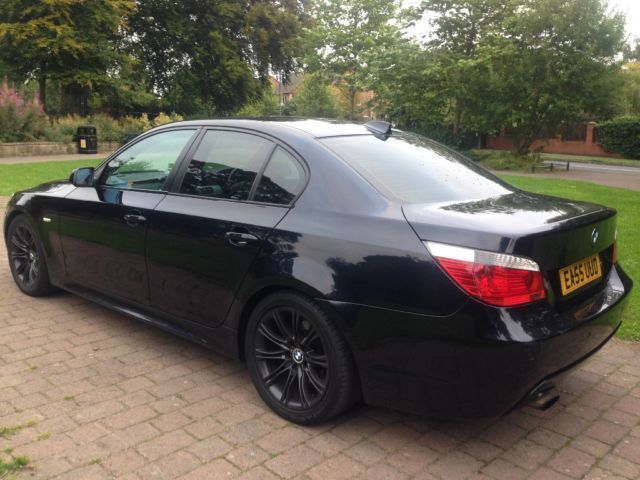 LATE 2005 55 Bmw 520d M Sport FULL SERVICE HISTORY