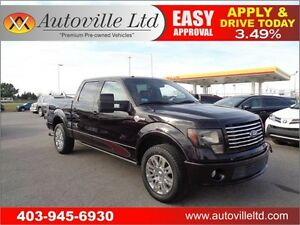 2010 Ford F-150 Harley-Davidson Nav Cam Sunroof No Pmts 90 Days