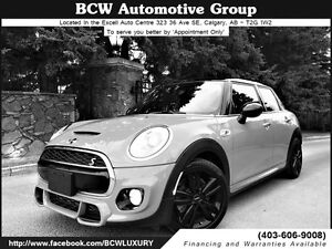2015 MINI Cooper 5 Door S SOLD! JCW Package Low KM $29,995.00