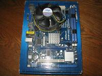 ASRock Motherboard CPU Ram Combo