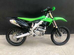 2013 Kawasaki KX250F 250CC Motocross 249cc