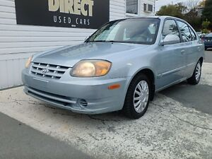 2005 Hyundai Accent SEDAN 1.6 L