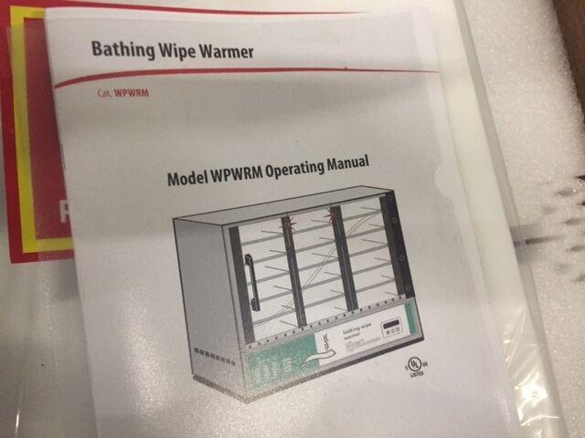 CARDINAL HEALTH WPWRM Bathing Wipe Warmer (NEW)