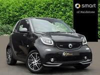 smart fortwo coupe BRABUS XCLUSIVE (black) 2017-06-30