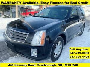 2005 Cadillac SRX FINANCE 3-YEARS WARRANTY AVAILABLE