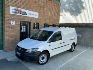 2015 Volkswagen Caddy 2KN MY16 TSI220 Maxi DSG White 7 Speed Sports Automatic Dual Clutch Van Burleigh Heads Gold Coast South Preview