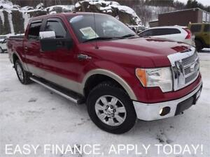 2010 Ford F-150 Lariat WELL EQUIPPED!!