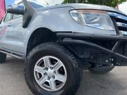 2011 Ford Ranger PX XL Double Cab Silver 6 Speed Manual Utility Svensson Heights Bundaberg City Preview