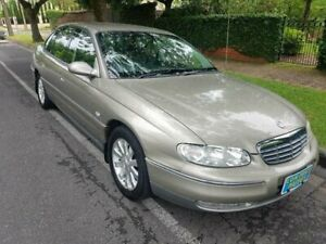 2002 Holden Statesman Whii V8 Beige 4 Speed Automatic Sedan Prospect Prospect Area Preview