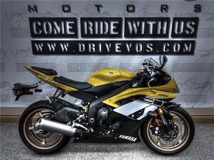 2016 Yamaha YZFR6 - V2387NP - **Free Delivery in the GTA