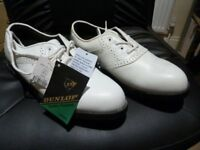 NEW DUNLOP GOLF SHOES