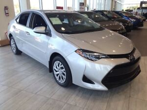 2017 Toyota Corolla LE, Starter, BSM, Bumper Protector, 3M, Tint
