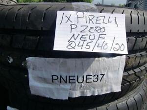 1 Pirelli 245/40/20 été neuf