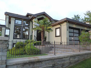 Burnaby Capitol Hill 4 Bdrm Single House For Rent
