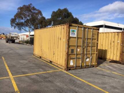 20ft Shipping Container Secure Ideal Storage Unit Cranbourne Area