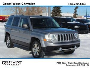 2016 Jeep Patriot High Altitude - LEATHER / SUNROOF / NO ACCIDEN