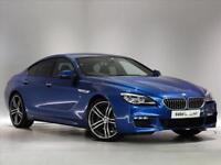 2017 BMW 6 SERIES GRAN DIESEL COUPE