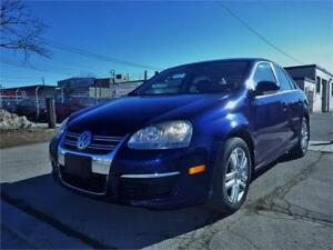 VW Jetta TDI! 5-SPEED MANUAL! LEATHER! SUNROOF! CERTIFIED!