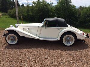 1936 Mercedes Replica Excellent condition