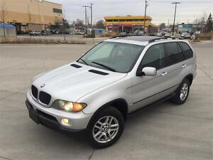 2005 BMW X5 3.0I *LEATHER,PANORAMIC SUNROOF,LOADED!!!*