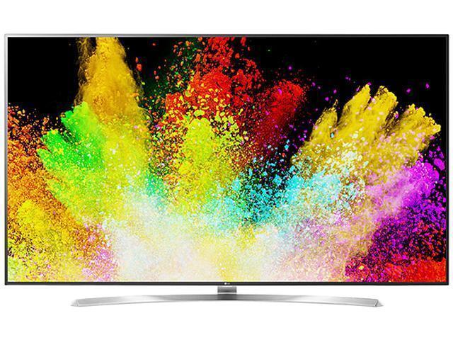 LG 75SJ8570 75-Inch Super 4K UHD Smart LED TV with HDR (2017)