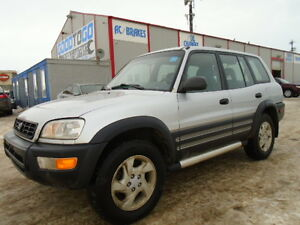 1998 Toyota RAV4 SPORT PKG- 4WD-RUNS AND DRIVES EXCELLENT