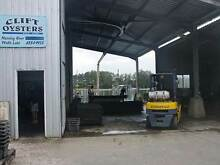 Oyster Farm - Wallis Lake Tuncurry Great Lakes Area Preview