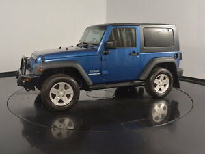 2010 Jeep Wrangler JK MY2010 Sport Blue 6 Speed Manual Softtop Welshpool Canning Area Preview