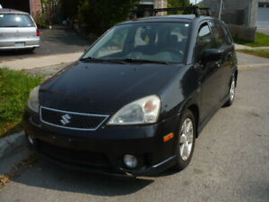 2006 Suzuki Aerio(SX)Hatchback,Manual/Most features in its class