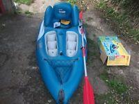 'Nalu 260' inflatable surf kayak