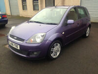 Ford Fiesta 1.4 2006.5MY Ghia