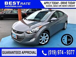 HYUNDAI ELANTRA - APPROVED IN 30 MINUTES! - ANY RISK LOANS