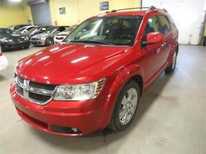 2010 Dodge Journey R/T*Accident-Free*Navigation*7 Passenger