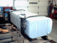 FOR SALE EXHILLARY DIESEL FUEL TANK