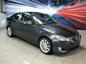 2008 Lexus IS250 AUTOMATIQUE 90$/sem! 0$ COMPTANT!