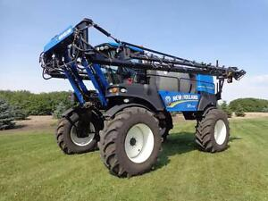 2011 New Holland SP.275F FRONT BOOM HI-CLEARANCE SPRAYER