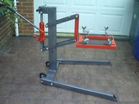 Sealey 450 kg motorcycle lift