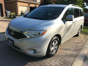 2011 Nissan Quest SV POWER SLIDING DOORS, NO ACCIDENT