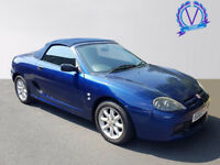 MG MGTF 1.6 115 16v 2dr (blue) 2002