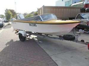 1989 stejcraft Runabout Somerton Park Holdfast Bay Preview
