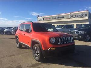2016 Jeep Renegade Sport- Low KM's, Back-up Camera