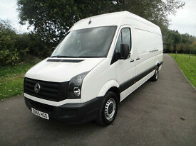 Volkswagen Crafter 2.0TDI (136PS) 2015 CR35 LWB