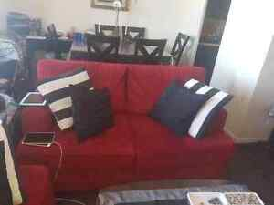 3 pc Set w Drapes and Area Rug FREE DELIVERY
