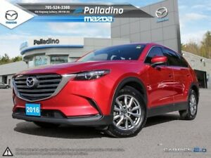 2016 Mazda CX-9 GS-L - BLIND SPOT DETECTORS - BACKUP CAMERA