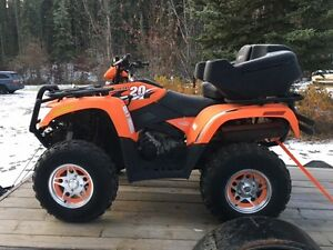 2006 Arctic cat ATV 4 wheeler 650 twin  $5000