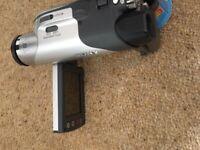 Sony Handycam DCR-DVD105E Camcorder with case