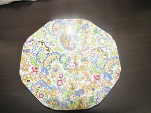 Vintage Royal Ducal-CHINTZ Decorative side plate - 7.5 inches